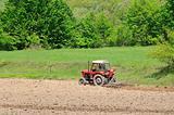 rural field farming