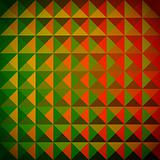 EPS10 Colorful Mosaic Abstract Vector Background