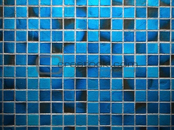 Blue Tone ceramic Wall