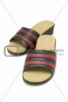 Casual lady footwear