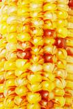 Close up of Indian corns