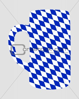 Bavarian stein