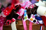 Pretty hats fabrics for children