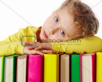 Fond of reading