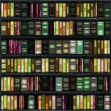 Seamless Book Shelf