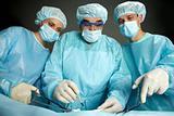 Surprised surgeons
