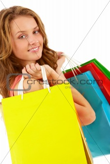 Pretty shopper
