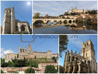 churches of Beziers