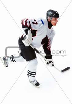 Energetic player