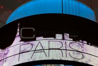 Cylinder Paris