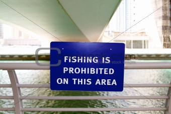 Forbidden fishing