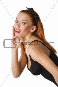 redhead sexy girl