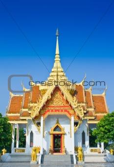 City pillar shrine,Ubonratchthani,Thailand