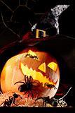 Halloween sorcery