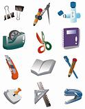 cartoon Stationery icon