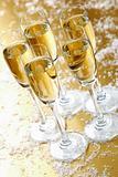 Five champagne