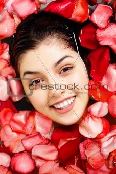 In petals
