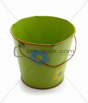 Old  baby bucket