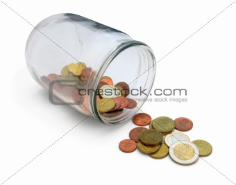 Change saving jar