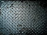 Dark Gray Grunge steel floor plate