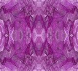 Lavender Seamless Fractal Textile Pattern