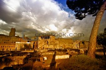 Fori Imperiali, Rome