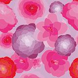 Camellia pattern