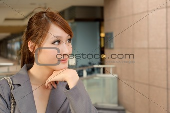 Beautiful business manager