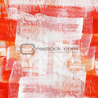 Painted grunge background