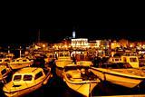 Scenes from Croatia sea