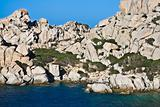 Rocks And Sea - Capo Testa, Sardinia