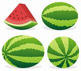 Watermelon icons
