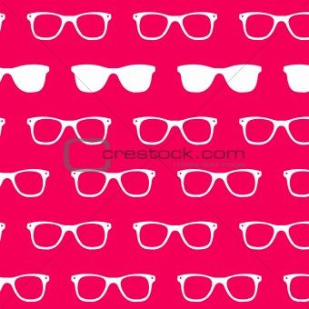 Retro Sun glasses background classic wayfarer sunglasses