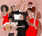 Jazz band 