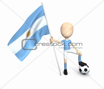 Football National Team: Argentina
