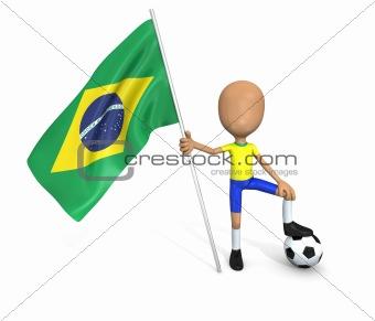 Football National Team: Brazil