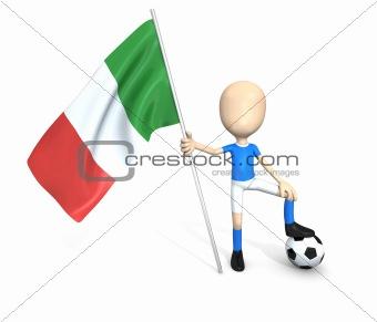 Football National Team: Italy
