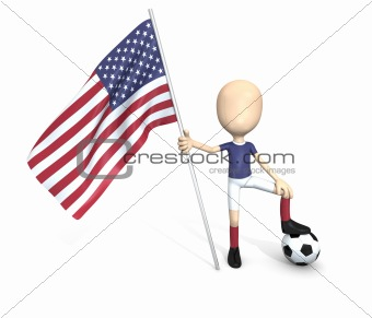 Football National Team: USA
