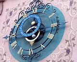decorative astronomical clock