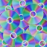 cd disc background