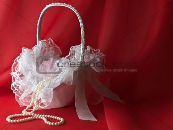 bridal basket