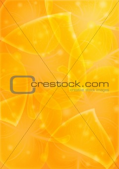Abstraction leaf-background vector 10 eps