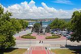 Nahimov Square in Sevastopol