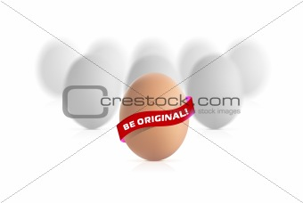 Egg illustration