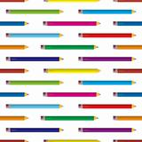 Colour pencil background