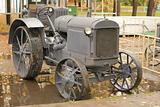 Old rarity tractor