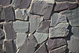 Purple Grey Rock wall texture
