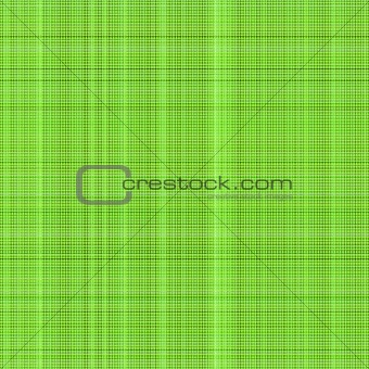 Green fibrous material