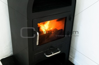 Efficient Fireplace