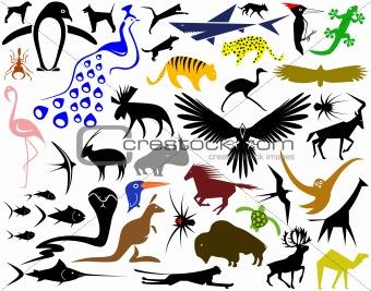 Animal designs